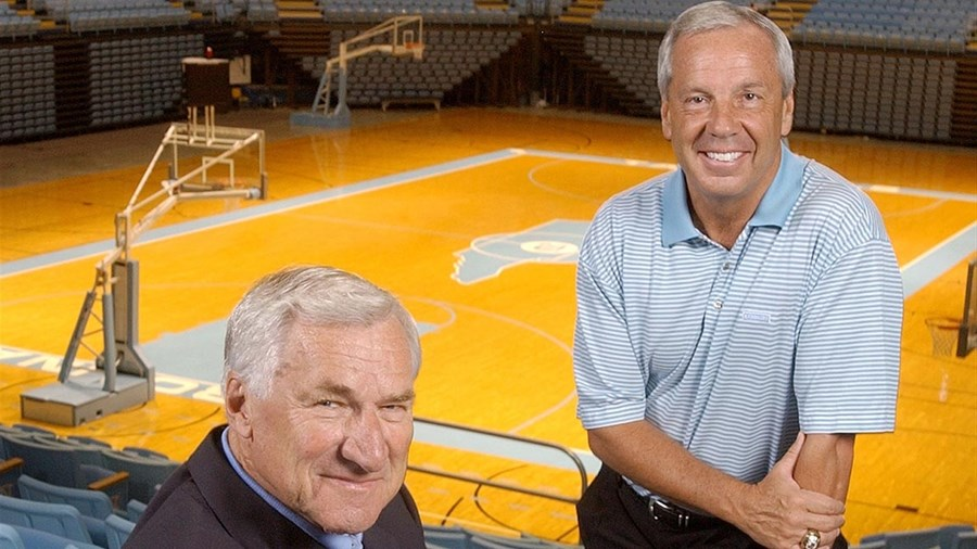 Roy Williams, John Calipari Comment on UNC's Dean Smith at Hall of Fame Event
